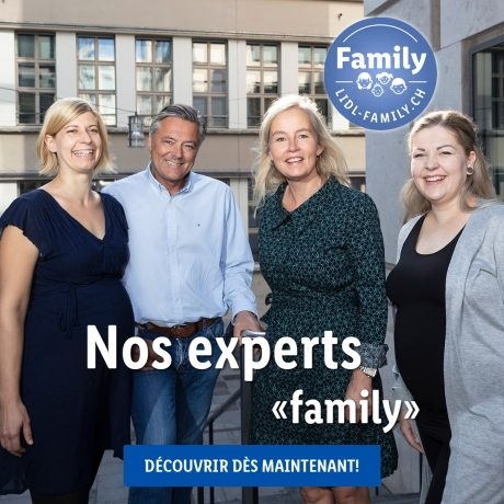 Nos experts «family»